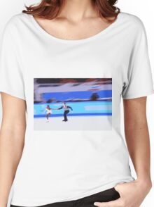 Figure Skaters 3 Women's Relaxed Fit T-Shirt