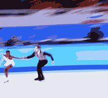 Figure Skaters 3 by navratil