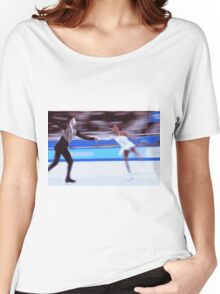 Figure Skaters 4 Women's Relaxed Fit T-Shirt