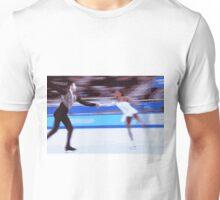 Figure Skaters 4 Unisex T-Shirt