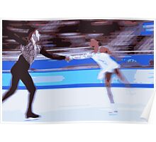 Figure Skaters 4 Poster