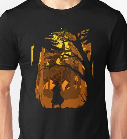 NARUTO AND KURAMA Unisex T-Shirt