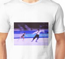 Figure Skaters 5 Unisex T-Shirt