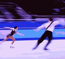 Figure Skaters 5 by navratil