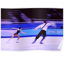 Figure Skaters 5 Poster