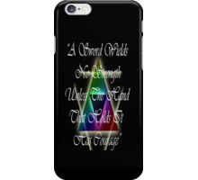 Legend of Zelda, Courage iPhone Case/Skin