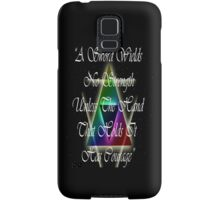 Legend of Zelda, Courage Samsung Galaxy Case/Skin