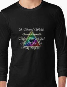 Legend of Zelda, Courage Long Sleeve T-Shirt