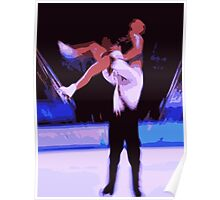 Figure Skaters 6 Poster