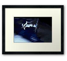 Jump Framed Print