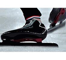 Skates Photographic Print