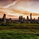 The Great Stones of Callanish by Kasia-D
