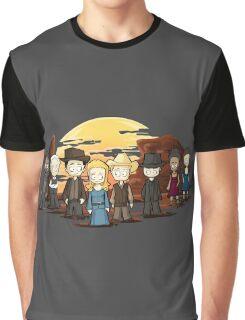 West world chibi Graphic T-Shirt
