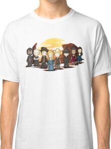 West world chibi Classic T-Shirt