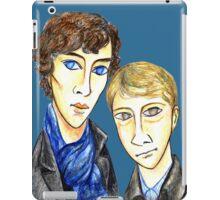 Sherlock Modigliani iPad Case/Skin