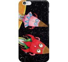 Princess Rocketship and MaShip iPhone Case/Skin