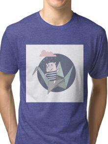 Sweet bear  Tri-blend T-Shirt
