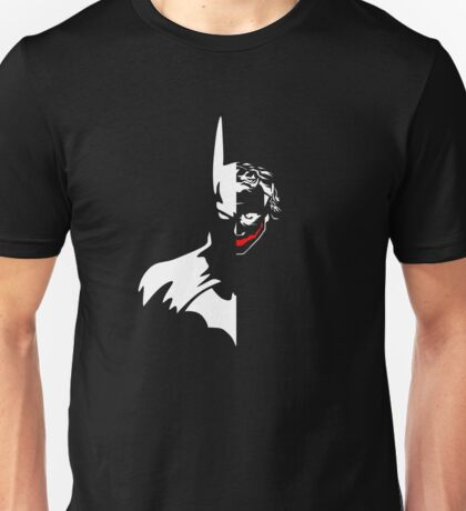Batman/Joker Unisex T-Shirt