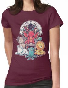 Game of Thrones - Game of Toys Womens Fitted T-Shirt