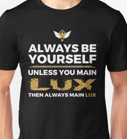 Lux Main Unisex T-Shirt