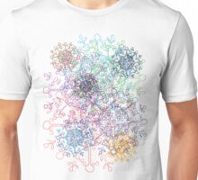 Snowflake 6 Unisex T-Shirt