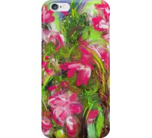 Pink Froth iPhone Case/Skin