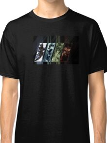 MGS Four Snakes Classic T-Shirt