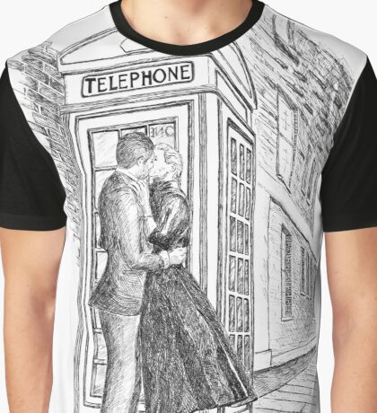 Kissing Booth Graphic T-Shirt