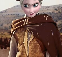 The Good, The Bad, The Frozen by outermostdig