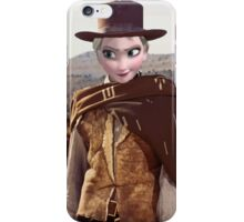 The Good, The Bad, The Frozen iPhone Case/Skin