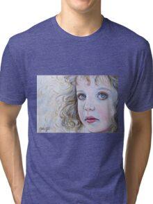 God's Children - Series#3 Tri-blend T-Shirt