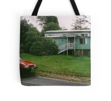 Vintage Car Old and Loved Tote Bag