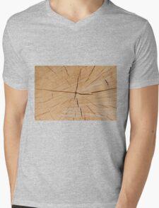 tree trunk Mens V-Neck T-Shirt