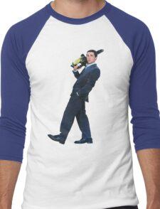 American Psycho Men's Baseball ¾ T-Shirt