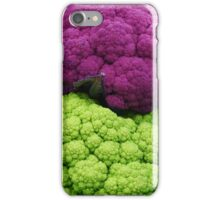 cauliflowers iPhone Case/Skin