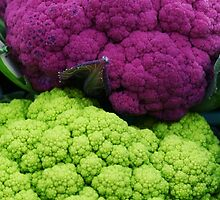 cauliflowers by ncato