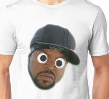 Googly-Ice Cube Unisex T-Shirt