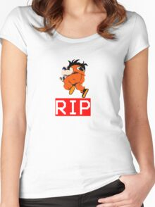 RIP TEE Women's Fitted Scoop T-Shirt
