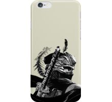 Dragon Ninja iPhone Case/Skin