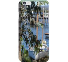 Wooden Boats iPhone Case/Skin