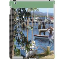 Wooden Boats iPad Case/Skin
