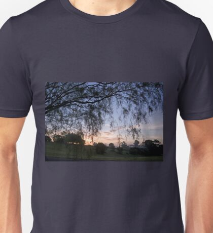 Greeting a new Tropical Summer's Day Unisex T-Shirt