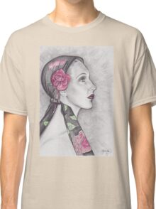 The Artist's Scarf Classic T-Shirt