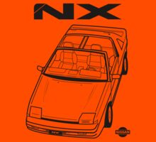 Nissan Pulsar NX Action Shot (LHD) Kids Clothes