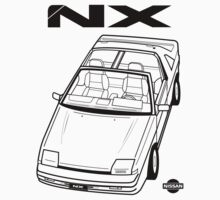Nissan Pulsar NX Action Shot (LHD) by SEZGFX
