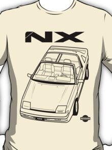 Nissan Pulsar NX Action Shot (LHD) T-Shirt