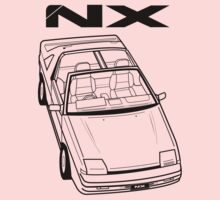 Nissan Pulsar NX Action Shot Kids Clothes