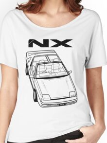 Nissan Pulsar NX Action Shot Women's Relaxed Fit T-Shirt