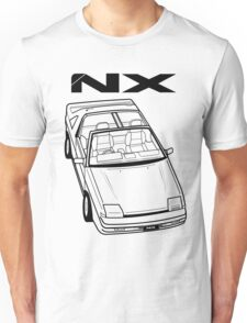 Nissan Pulsar NX Action Shot Unisex T-Shirt