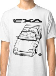 Nissan Exa Action Shot (LHD) Classic T-Shirt